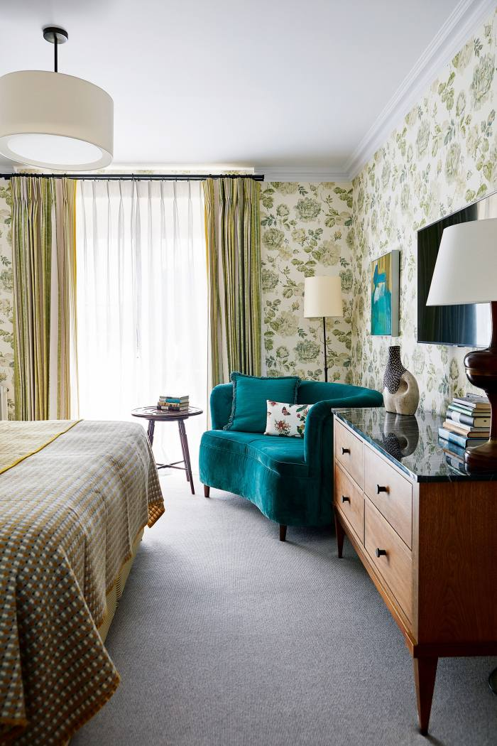 Each of the Star's 30 bedrooms is individually designed by Olga Polizzi