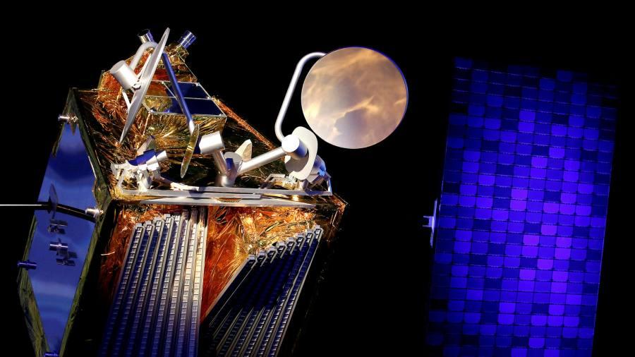 UK-Bharti bid wins auction for satellite operator
