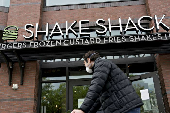Large chain restaurants such as Shake Shack were forced to return the millions of dollars they received following a public backlash