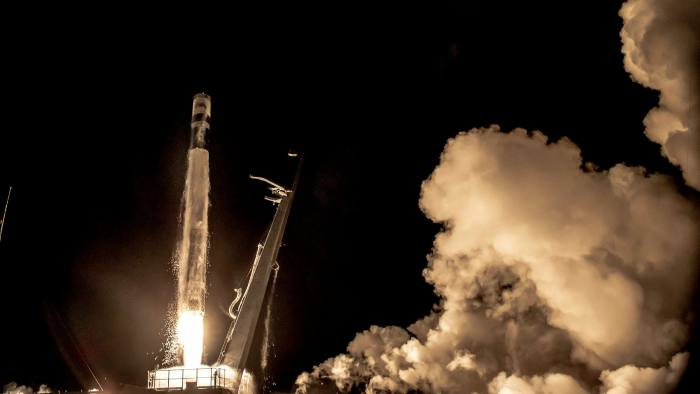 Monolith, a research and development satellite for the US Space Force is successfully launched into orbit