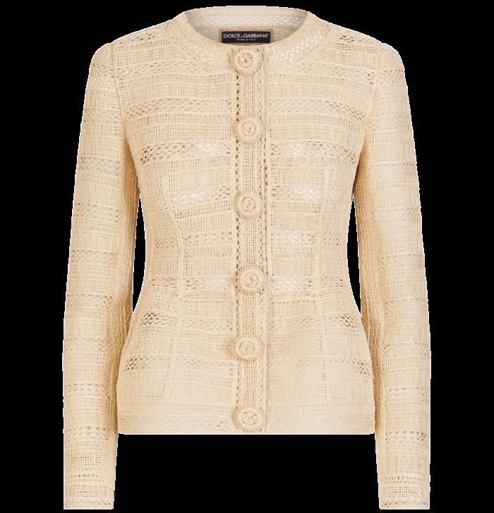 Dolce & Gabbana jacket, £5,450