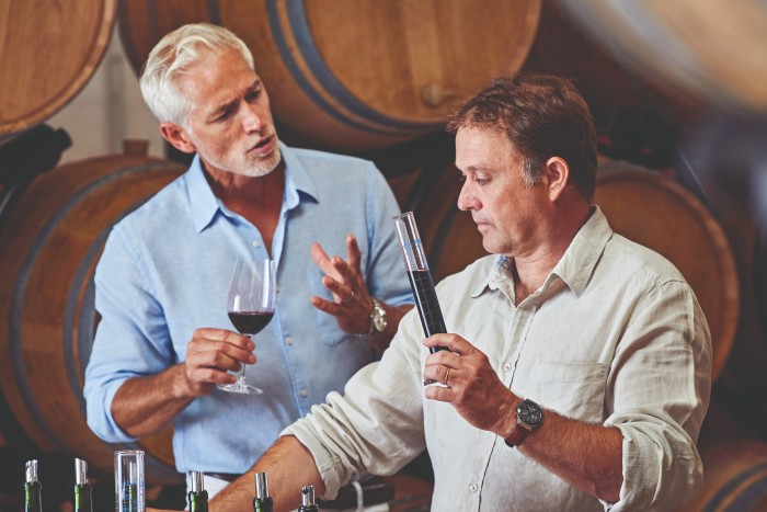 Wine lovers can make their own barrel of Bordeaux with Viniv