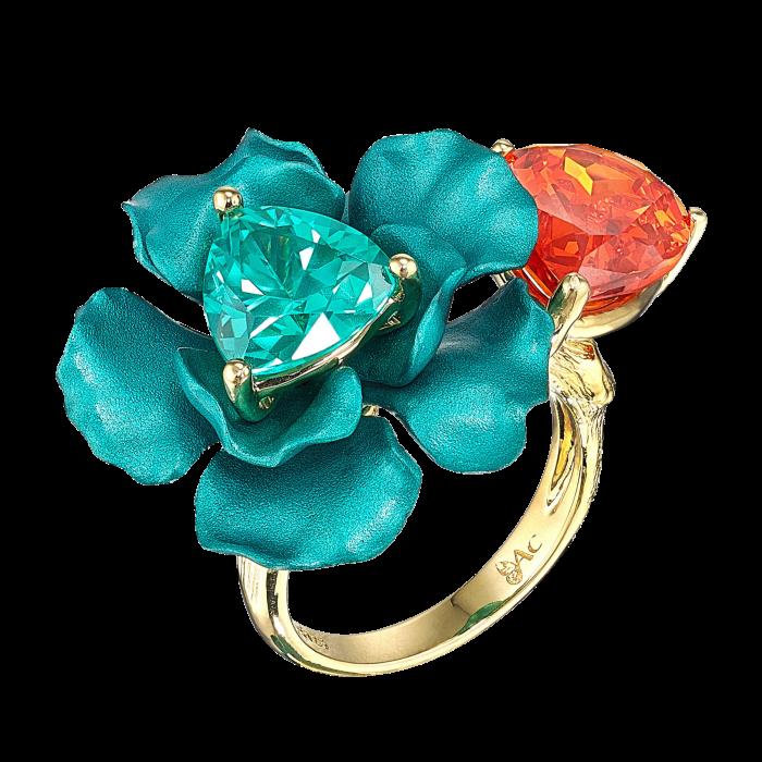 Anabela Chan Bloom ring