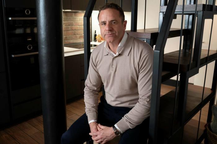 Stephen Beech, a real estate developer in Manchester