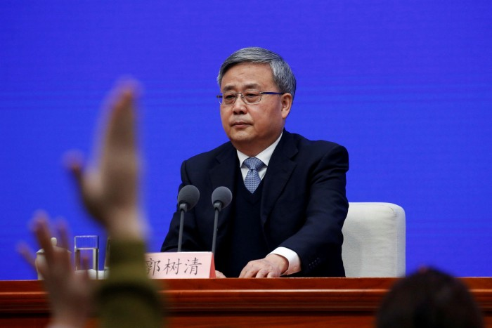 In March, Guo Shuqing, China's top banking regulator, warned of 'bubbles' within the country's property sector