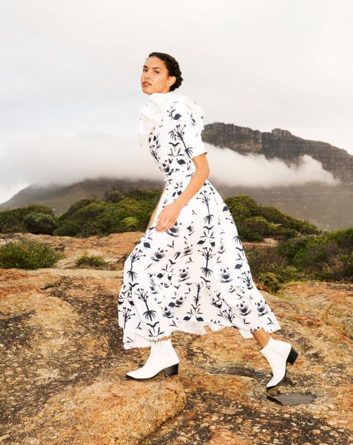 Sindiso Khumalo s/s 2020 collection
