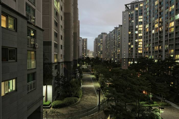 Apartments in Seoul