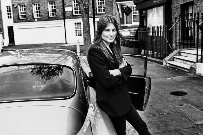 British designer Tabitha Simmons
