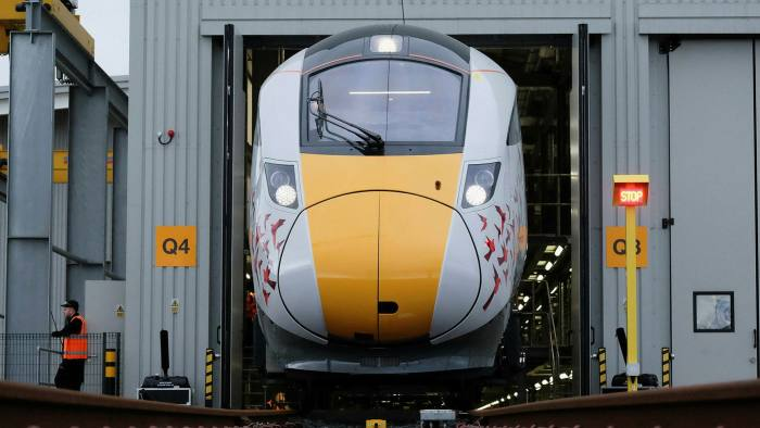 Hitachi's Newton Aycliffe plant in the UK is expected to resume manufacturing this week