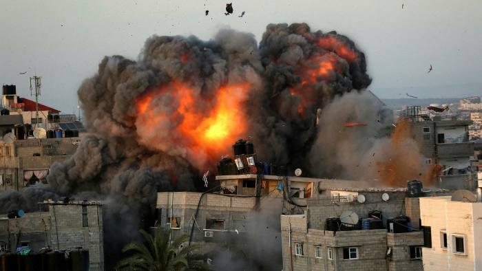 Israel's Occupation Continues Despite Change In Regime