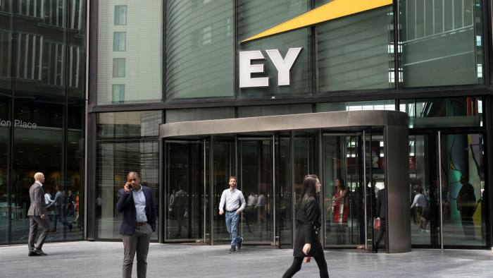Ey Wins More Blue-Chip Audits Despite Wirecard Fiasco   Financial Times