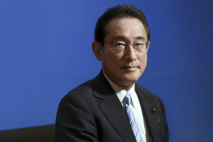 Fumio Kishida, former Japanese ambassador to Japan
