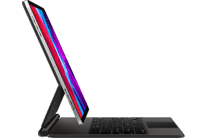 Apple iPad Pro, from £769, and Magic Keyboard, from £299