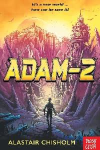 Book cover 'Adam-2'