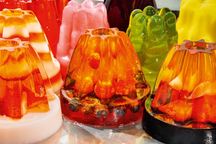 Benham & Froud fruit-cup jelly sets by Bompas & Parr, from £20