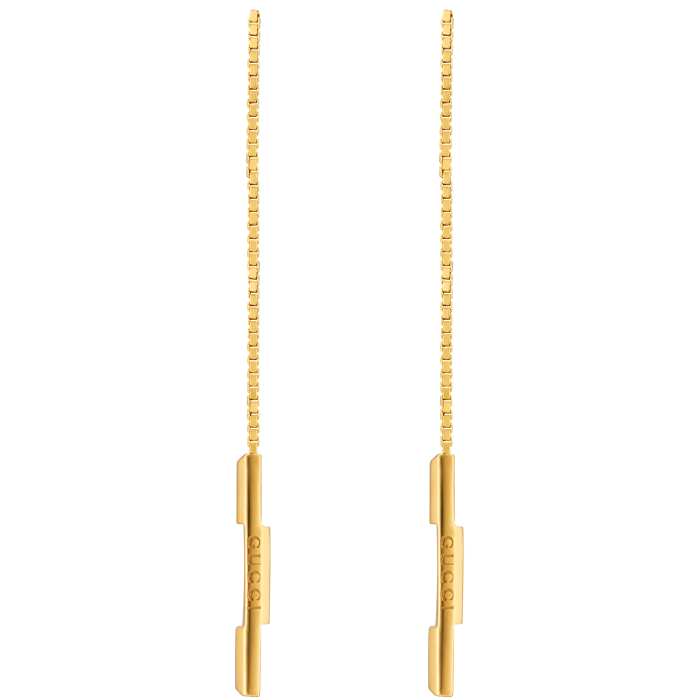 Gucci Gold Link To Love Earrings, £ 970
