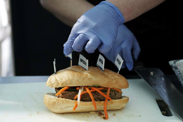 Lab-grown meat is one of the area where investors are rushing to put money
