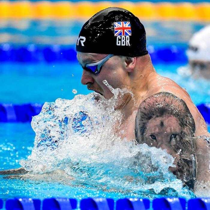 'I'm so fed up now,' says British swimmer Adam Peaty. 'I don't want to go into another meeting and talk about Covid. All I want to do now is race'