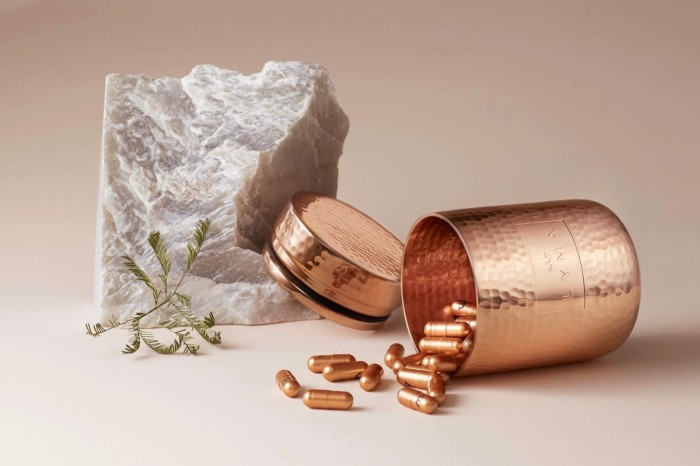 Lyma starter kit (30 days' supply and copper jar), £199
