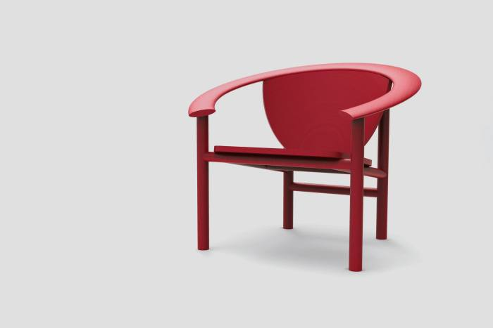 Mac Collins' Jupiter chair