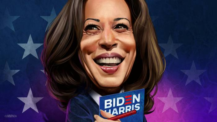 Kamala Harris, a moderate bursts through the glass ceiling | Financial Times
