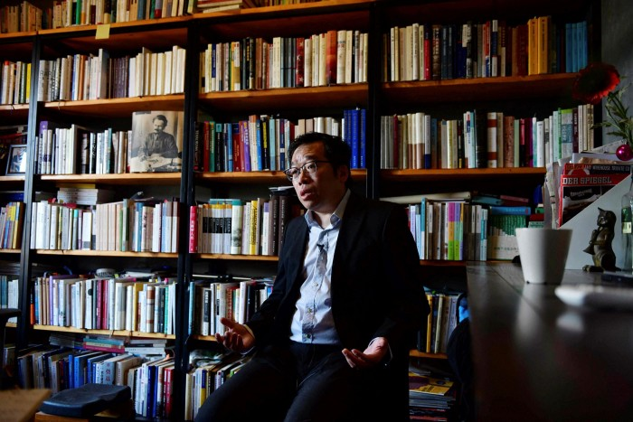 Former Tsinghua University lecturer Wu Qiang: 'Party control permeates every aspect of life'