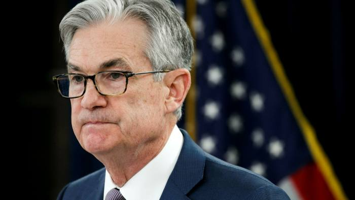jay powell, Chief of FEDERAL RESERVE