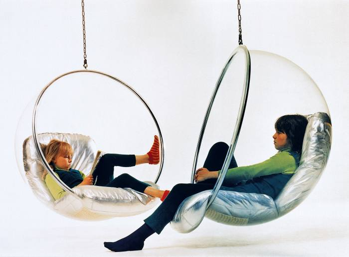 Eero Aarnio Originals Bubble chair, £3,632, from Nest. Also available from Couch Potato Company for £4,395