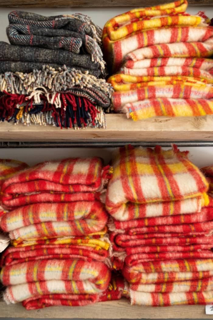 Molloy & Sons wool blankets