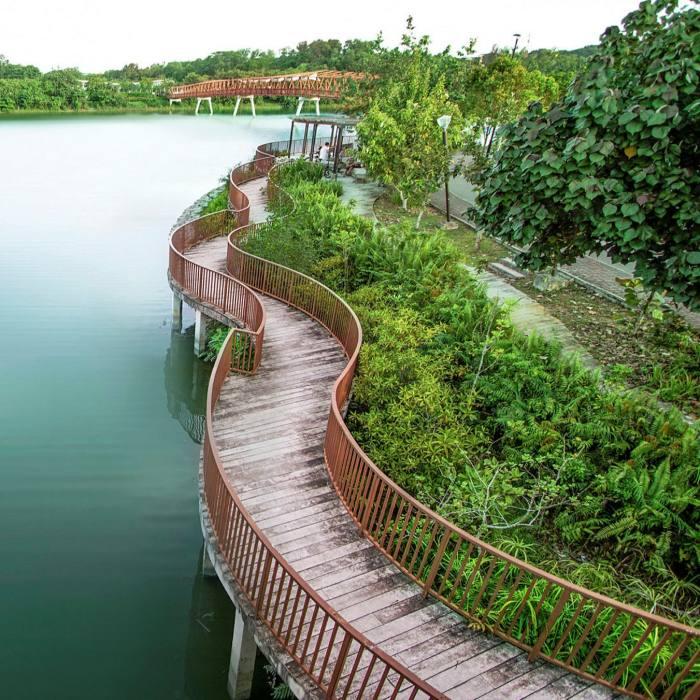 The Punggol Waterway Park