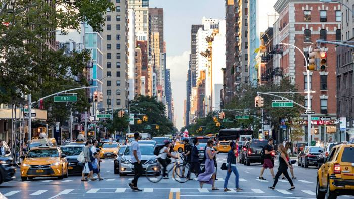 Pedestrian thinking: today's businesspeople want to be associated with firms contributing to societal wellness