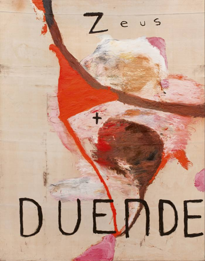 Untitled (Zeus and Duende), 1993