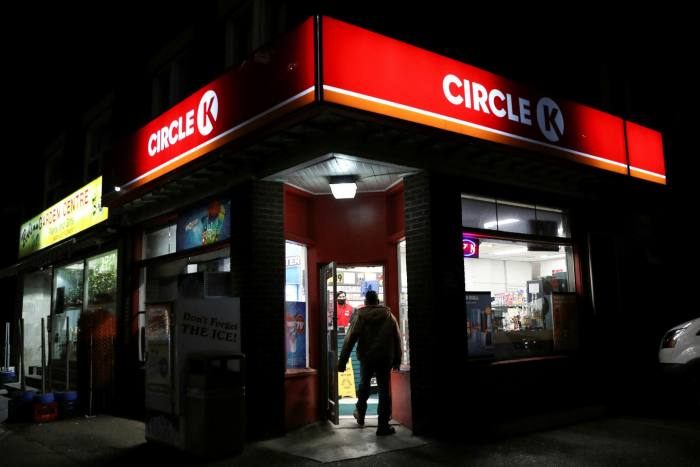 Couche-Tard is best known for its Circle K brand