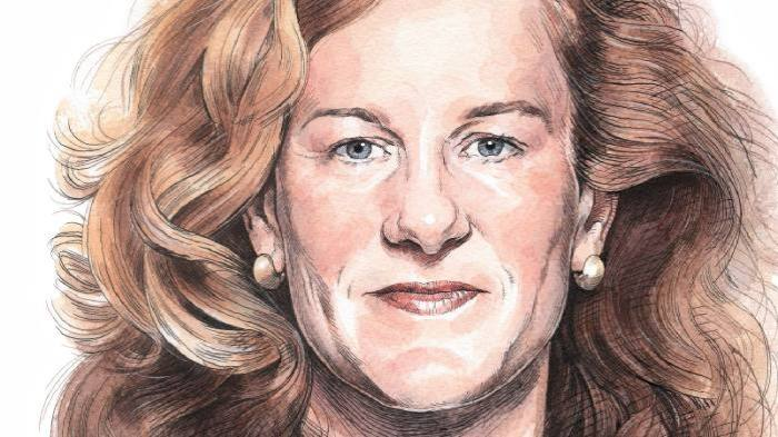 Catherine Howarth pointed to the asset management industry's 'particularly poor record' (Tony Healey/FT)