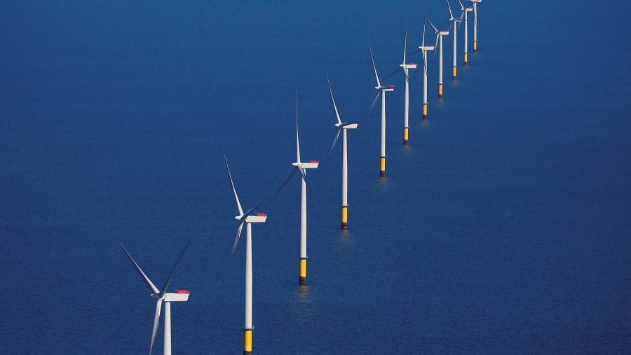 Orsted/offshore wind: a verdant outlook
