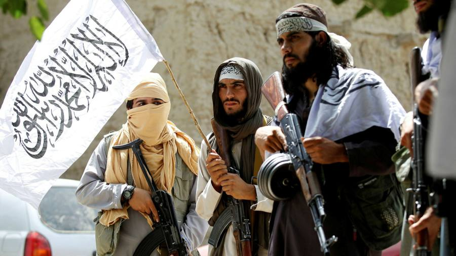 China offers Taliban road network in exchange for peace