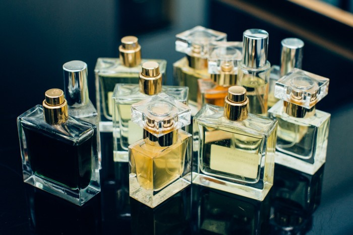 Cuthbertson's bespoke scents