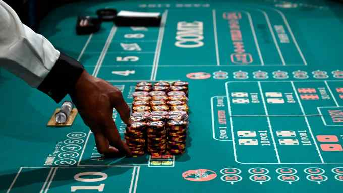 William Hill Says Annual Profits To Exceed Forecasts Financial Times