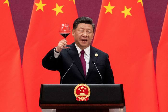 Last year, Chinese leader Xi Jinping exhorted south-east Asian countries to help build a 'digital silk road'