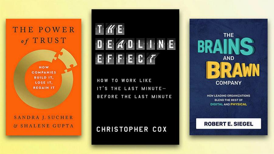 FT business books: July edition