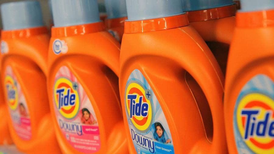 P&G sales boom as stay-at-home consumers do more laundry