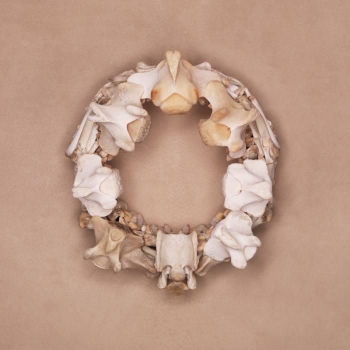 """Print ofEmma Witter's """"bone bouquet"""", Oxtail + Chicken Bones, £1,200"""