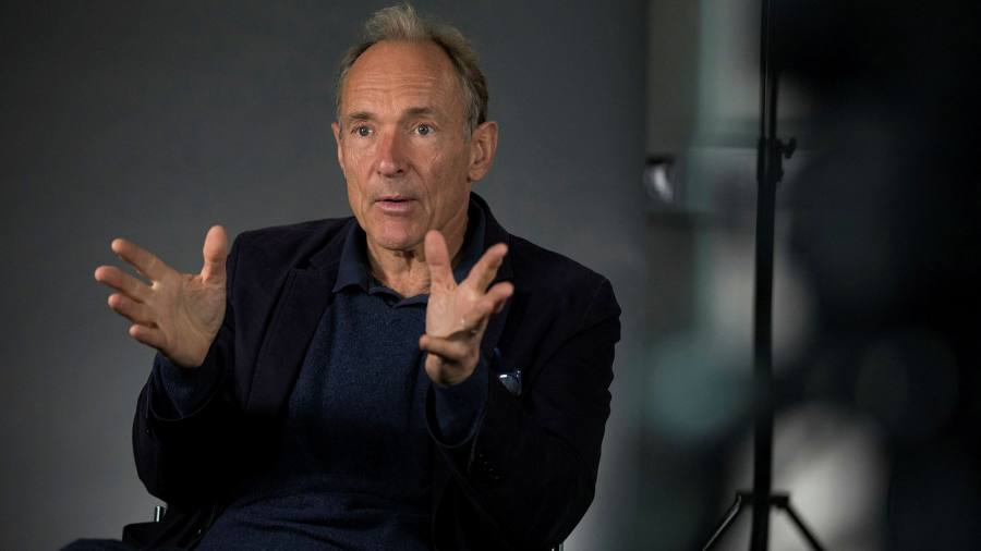 Web inventor Berners-Lee to auction original code as NFT