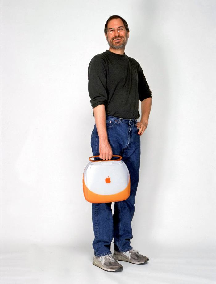 The late Steve Jobs