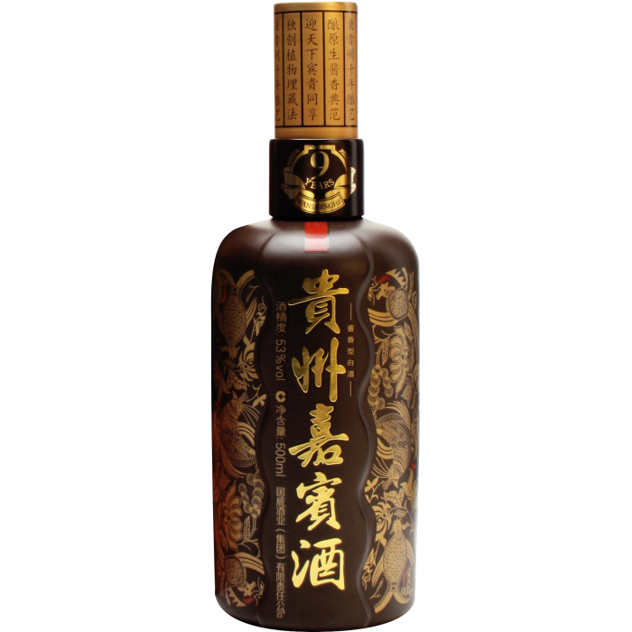 Nine-year-old Kweichow Moutai, £165 at The Whisky Exchange