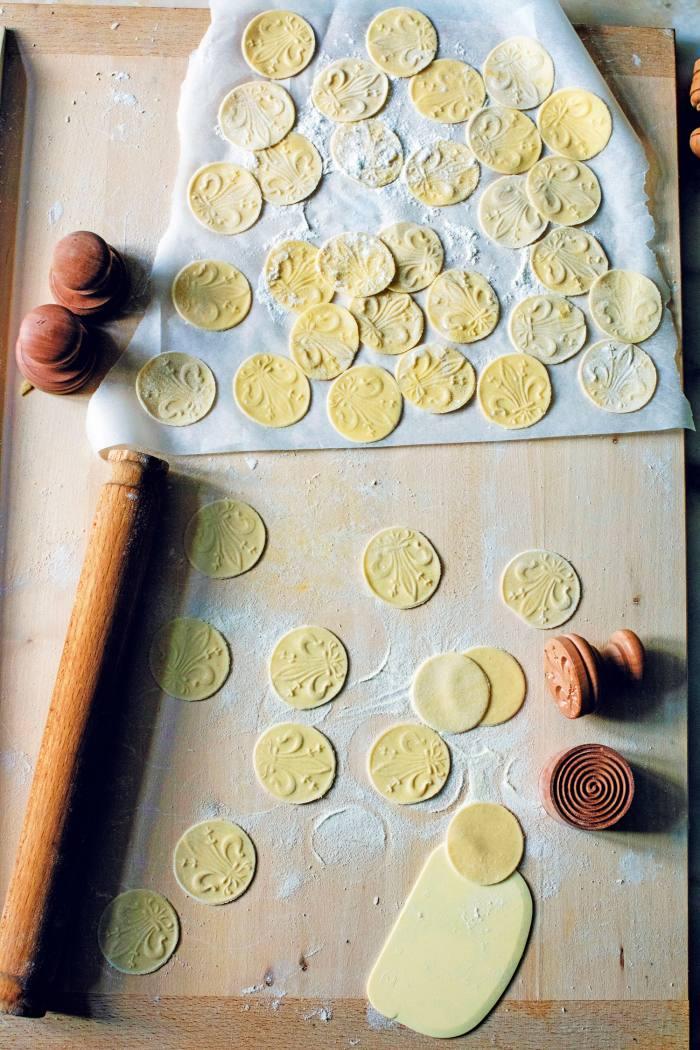 Thorisson'sRomagnoli pasta tools