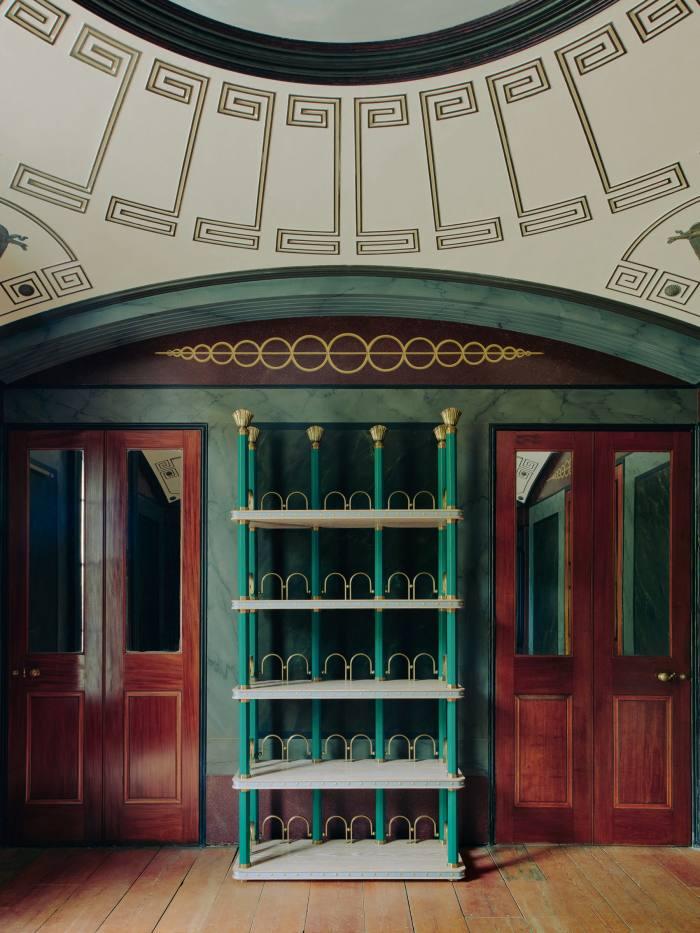 Hambledon bookcase, £25,000