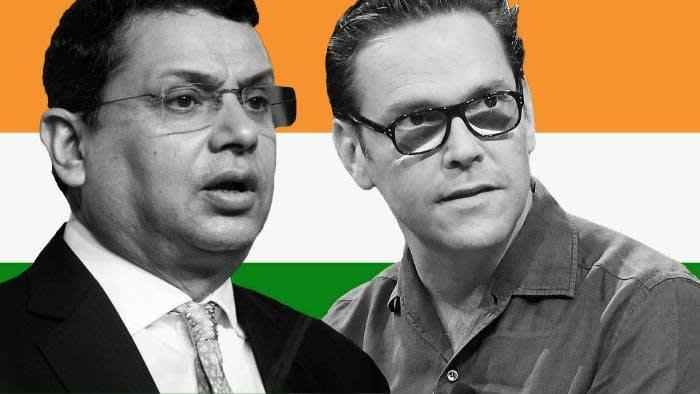 Uday Shankar y James Murdoch formaron una de las asociaciones de medios más exitosas de la India para construir el imperio televisivo estrella de la familia Murdoch.