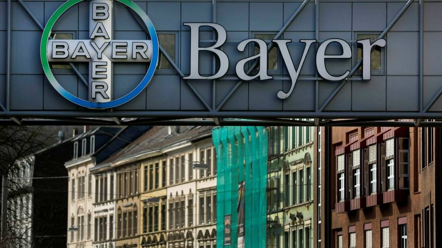 Bayer spends up to $4bn in gene therapy push