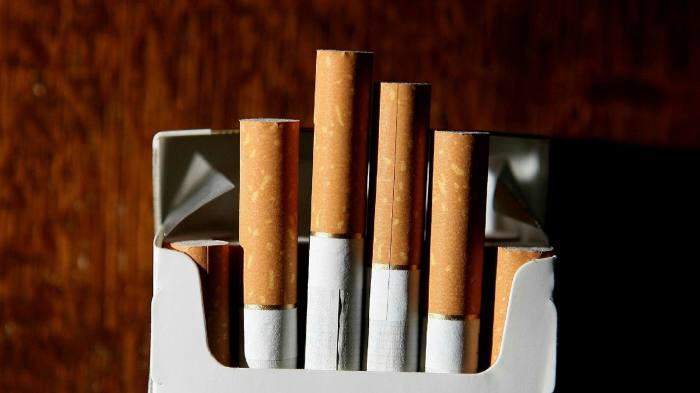 Advisers are nearly in complete agreement that tobacco groups have no place in an ESG fund © PA